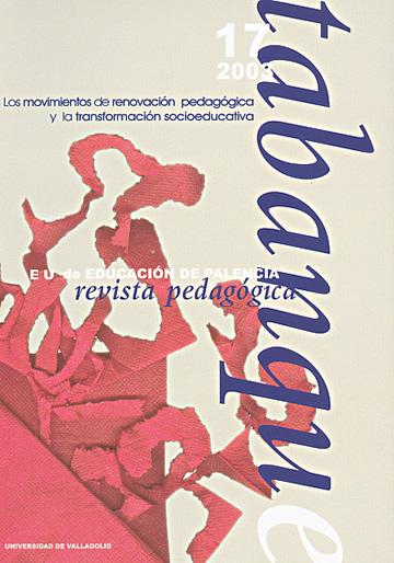 Los Movimientos de Renovación Pedagógica y la transformación socioeducativa (Varios artículos de distintos autores/as)